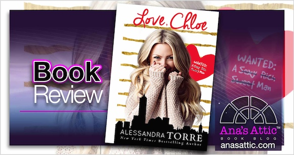 Book Review – Love, Chloe by Alessandra Torre