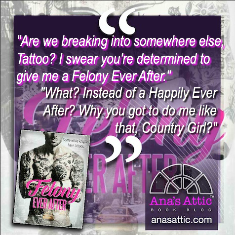 Felony Ever After quote