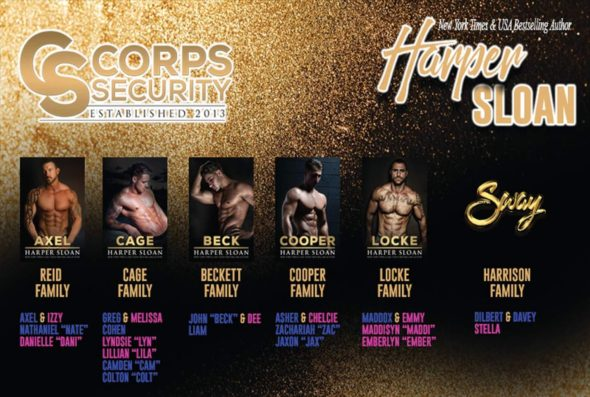 Corps security families