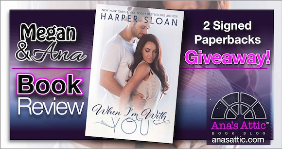Book Review – When I'm With You by Harper Sloan