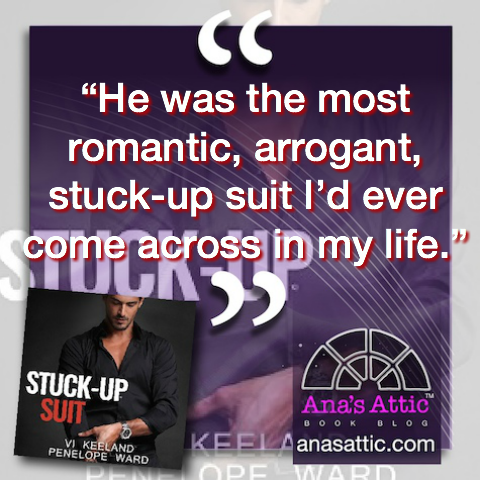 Stuck Up Suit quote