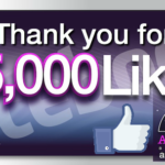 25,000 Facebook Likes Giveaway!