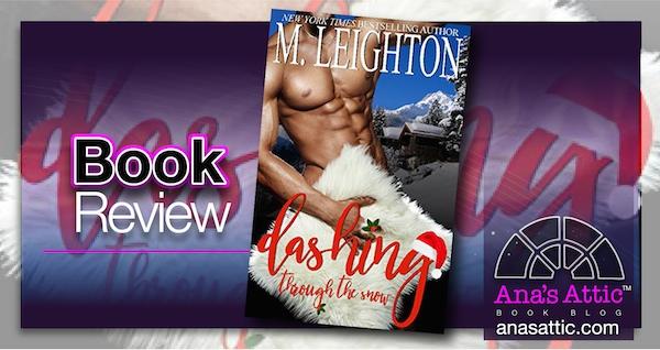Book Review – Dashing Through the Snow by M. Leighton