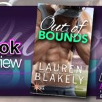 Book Review- Out of Bounds by Lauren Blakely