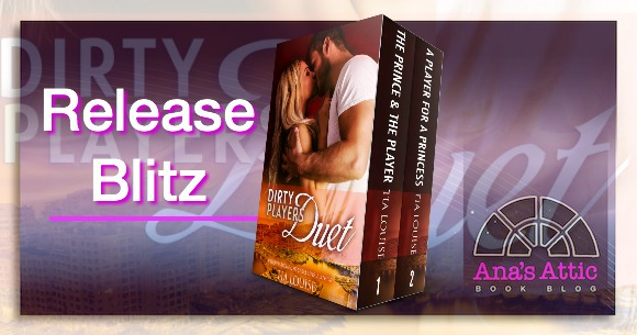 Dirty Players Box Set by Tia Louise