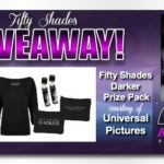 #OfficialFifty Fifty Shades Darker Giveaway