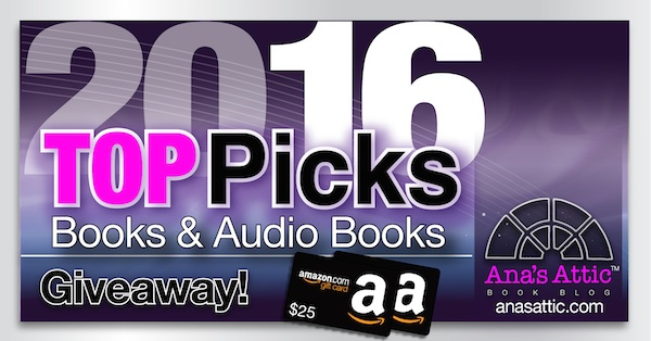 2016 Top Picks – Books and Audiobooks