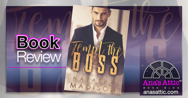 Book Review – Tempt The Boss by Natasha Madison