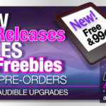 New Kindle and Audiobook Releases, Sales and Freebies
