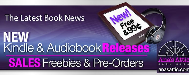 New Kindle and Audiobook Releases, Sales and Freebies 11-23-18