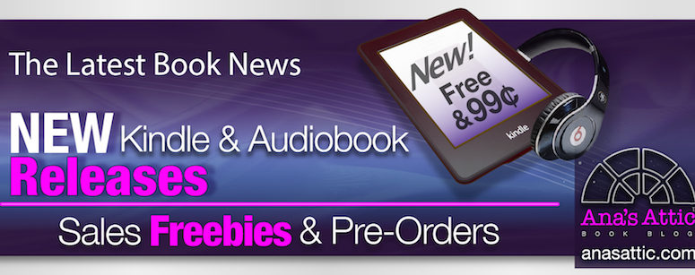 New Kindle and Audiobook Releases Sales and Freebies