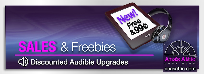 Discounted, 99 Cent and FREE Kindle Books and Audiobooks | Ana's