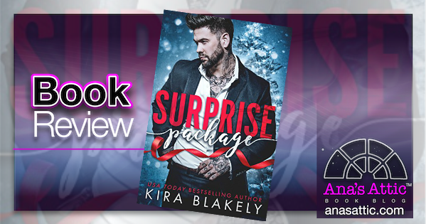 Book Review – Surprise Package by Kira Blakely