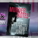Book Review – Murder Notes by Lisa Renee Jones