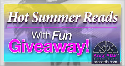 Hot Summer Reads 2018 with Fun Giveaway!