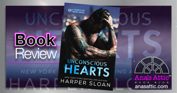 Book Review – Unconscious Hearts by Harper Sloan