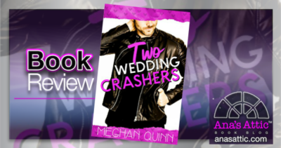 Book Review – Two Wedding Crashers by Meghan Quinn
