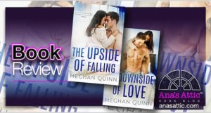 The Blue Line Duet by Meghan Quinn – Book Review