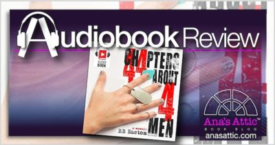 44 Chapters About 4 Men by BB Easton- Audiobook Review