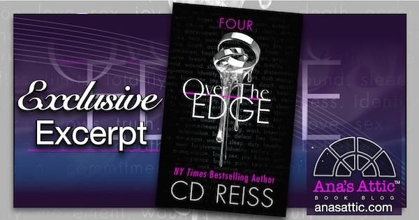 Exclusive Excerpt: Over The Edge by CD Reiss