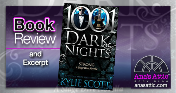 Strong by Kylie Scott Book Review and Excerpt