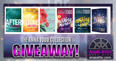 The Anna Todd Collection Giveaway