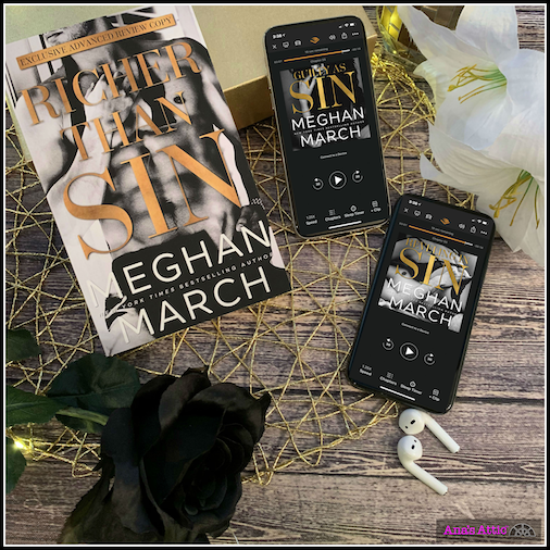 The Sin Trilogy by Meghan March – Audiobook Review | Ana's