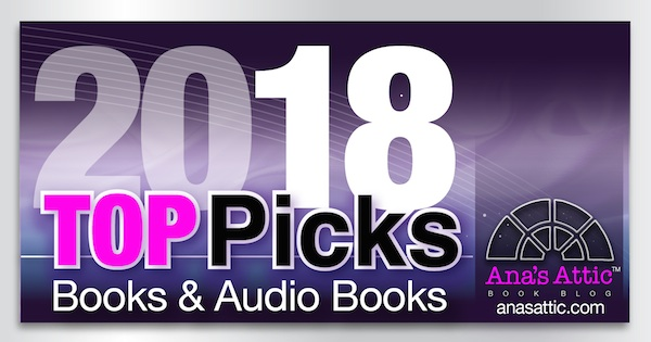 2018 Top Books and Audiobooks