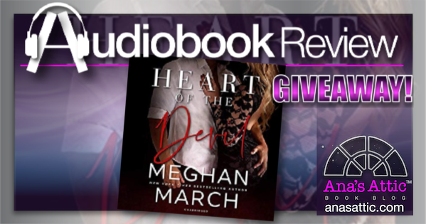 Heart of the Devil by Meghan March – Audiobook Review