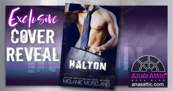 Exclusive Cover Reveal – Halton by Melanie Moreland