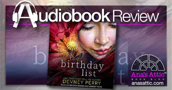 The Birthday List by Devney Perry – Audiobook Review