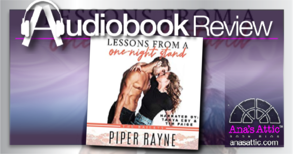 Lessons From a One Night Stand by Piper Rayne