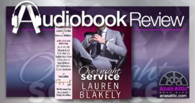 Overnight Service Lauren Blakely