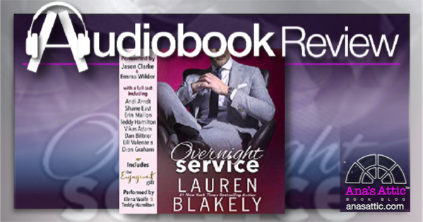 Overnight Service by Lauren Blakely – Audiobook Review