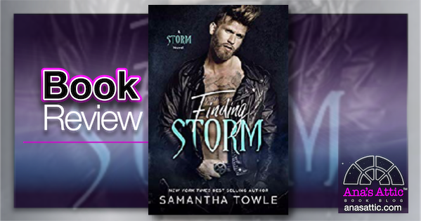 Finding Storm by Samantha Towle – Book Review