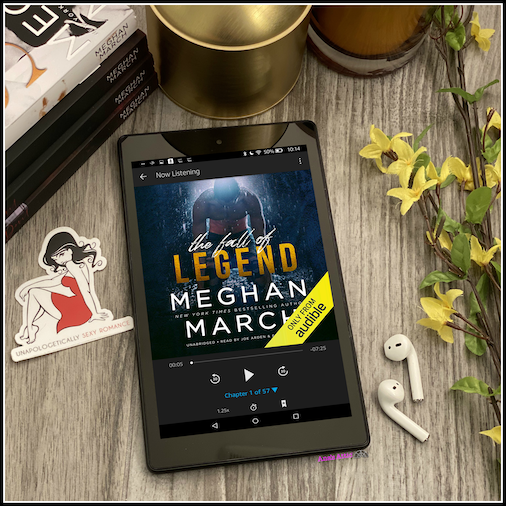 The Fall of Legend audiobook