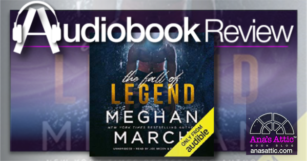 The Fall of Legend by Meghan March – Audiobook Review