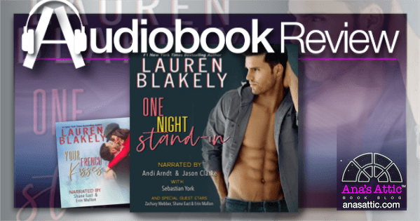 Audiobook – One Night Stand-In by Lauren Blakely