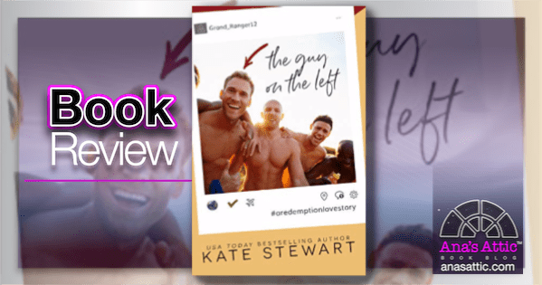 Book Review – The Guy on the Left by Kate Stewart