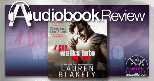 A Guy Walks Into My Bar by Lauren Blakely Review