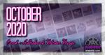 October 2020 Book and Audiobook Release Recap