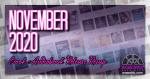 November 2020 Book and Audiobook Release Recap