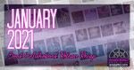 January 2021 Book and Audiobook Release Recap