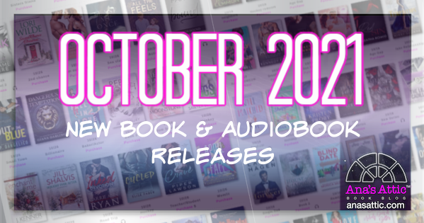 October 2021 Book and Audiobook Preorders